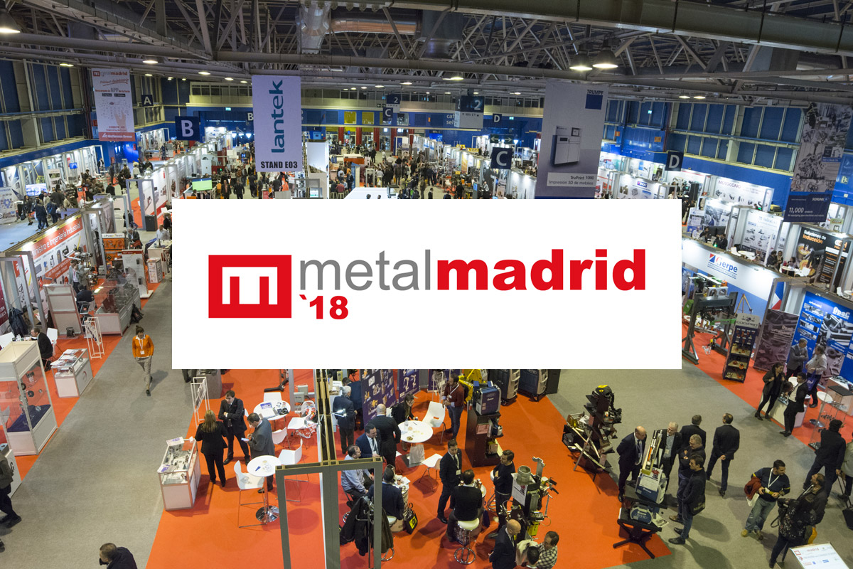 SOME will be present in MetalMadrid 2018 (Stand N10)